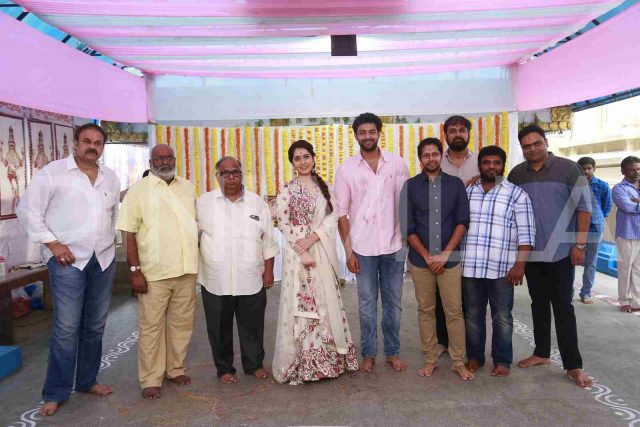 Photos: Varun Tej and Raashi Khanna begin shoot of their upcoming film