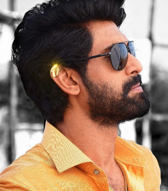 Rana Daggubati unveils the first look poster of his next film with director Teja
