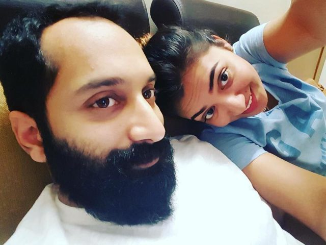 Nazriya Nazim and Fahadh Faasil: The most celebrated star couple of Malayalam cinema