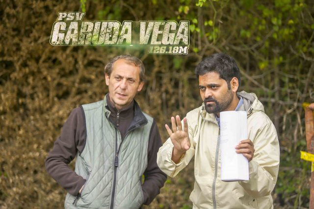 Hollywood technicians come on board for PSV Garuda Vega
