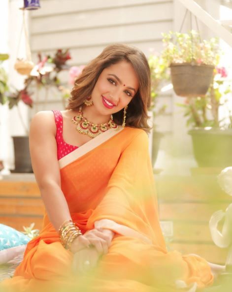 These pictures of Tejaswi Madivada give us some serious fashion goals