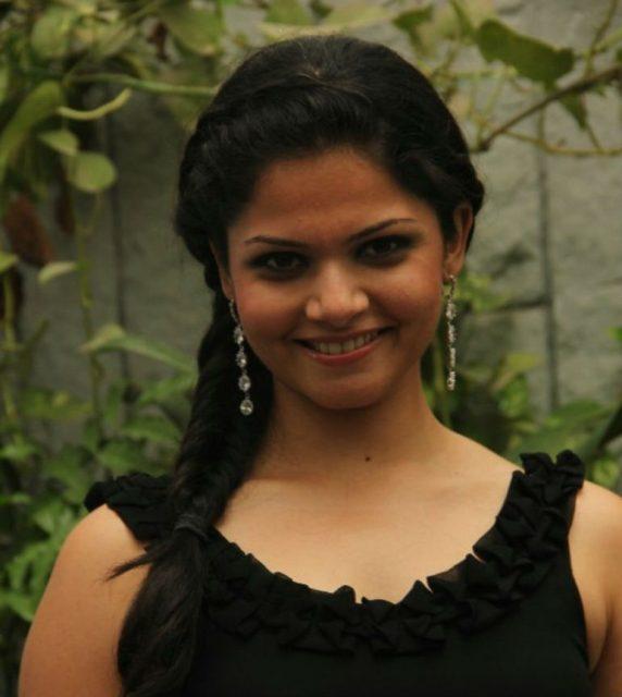 Anuya in Bigg Boss Tamil
