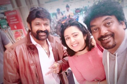 Actress Charmme charges a hefty amount to handle production of Balakrishna's Paisa Vasool