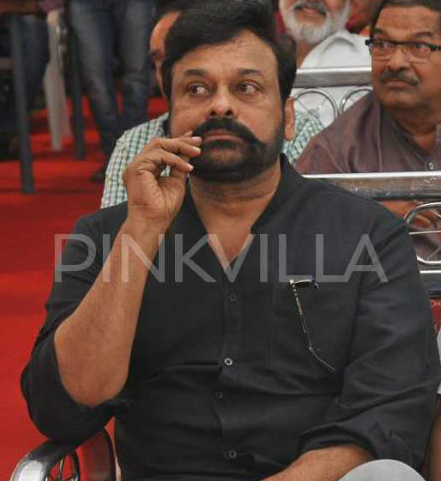 Makers of Chiranjeevi's upcoming film work on recreating Uyyalawada village