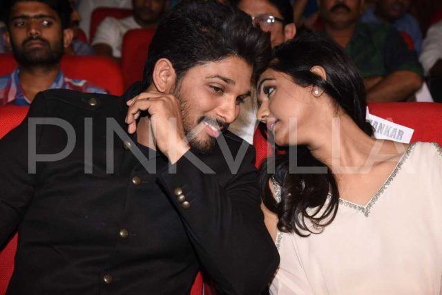Allu Arjun and his family give us some serious family bonding goals