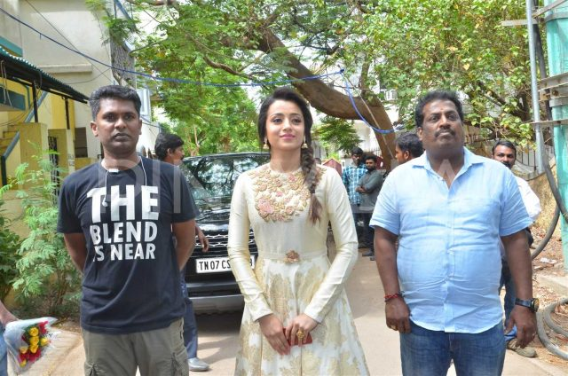Shooting of Trisha and Vijay Sethupathi starrer 96 starts from today