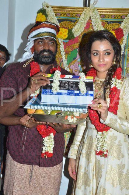 Shooting of Trisha and Vijay Sethupathi starrer 96 starts from today