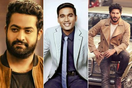 Dhanush, Jr NTR and Dulquer Salmaan win Sankarabharanam Awards