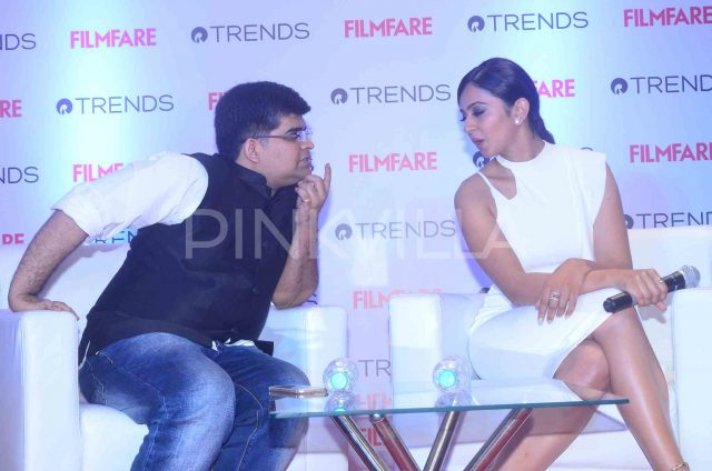 Photos: Rakul Preet at the Filmfare Meet and Greet event