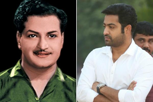 Is Jr NTR reprising his grandfather NTR's role in Savitri biopic Mahanati?