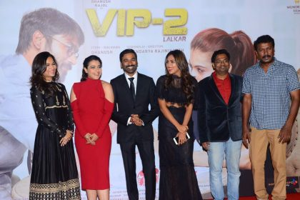 Dhanush and Soundarya Rajinikanth lied to me about VIP 2, says Kajol