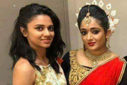 This photo of Kayva Madhavan and Meenakshi Dileep is going viral
