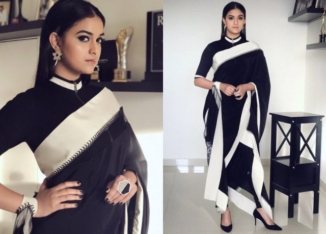 Keerthy Suresh in Shantanu and Nikhil