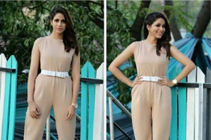 Lavanya Tripathi in Archana Rao Label