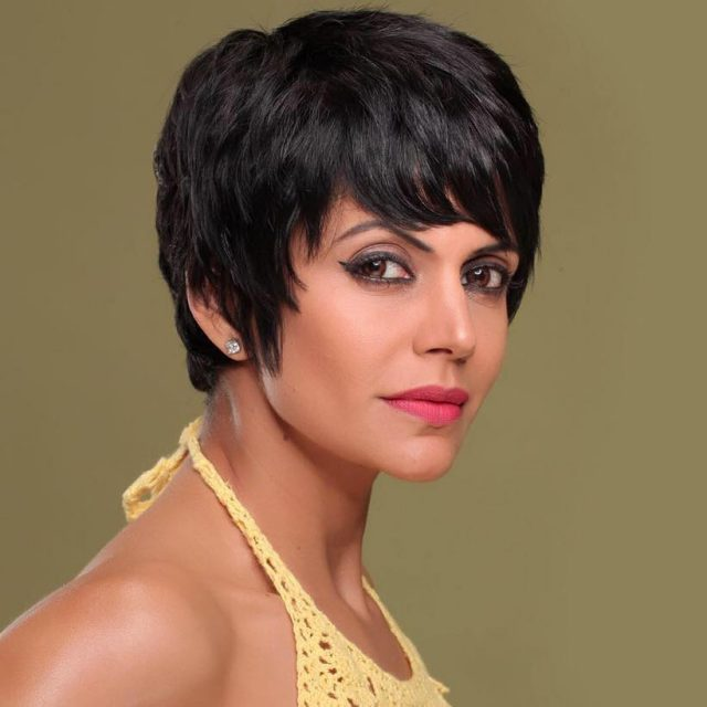 Mandira will be playing a cop in her latest Tamil film