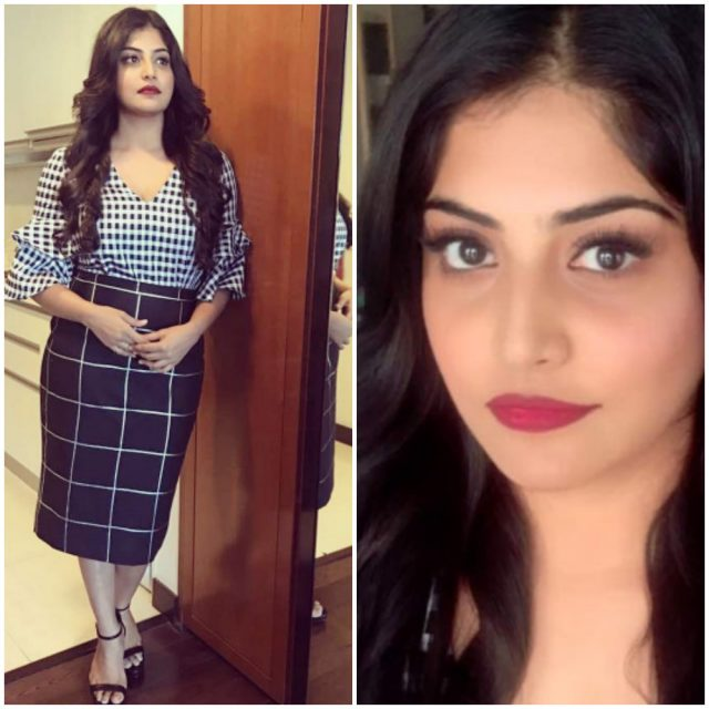 Manjima Mohan gives us fashion goals by mixing and matching like a pro