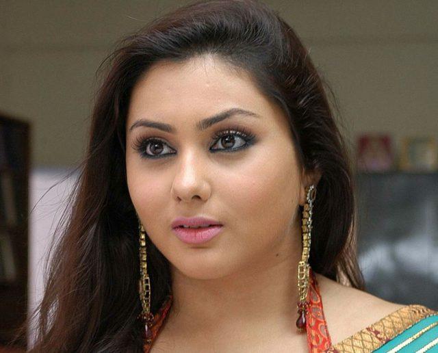 Namitha in Bigg Boss Tamil