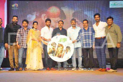 Nani, Nivetha Thomas and Aadhi Pinisetty starrer Ninnu Kori Pre-release event