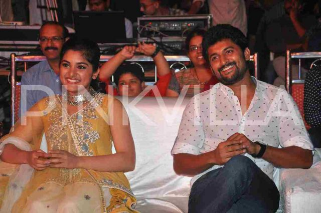 Photos: Nani, Nivetha Thomas and Aadhi Pinisetty starrer Ninnu Kori Pre-release event