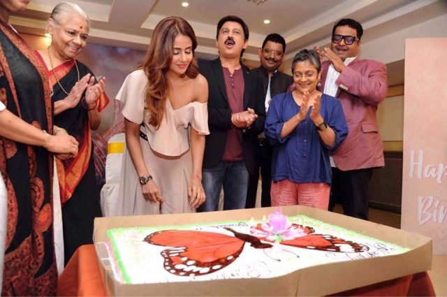Parul Yadav starts shooting for the remake of Bollywood hit Queen