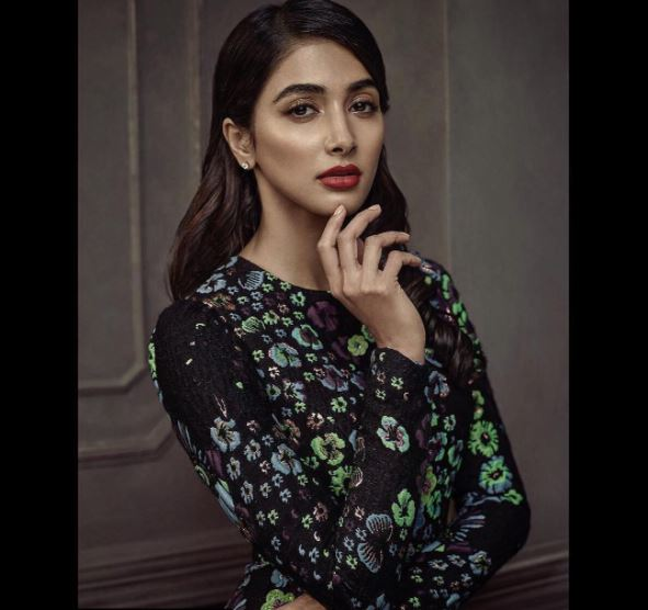 Pooja Hegde in Andrew Gn