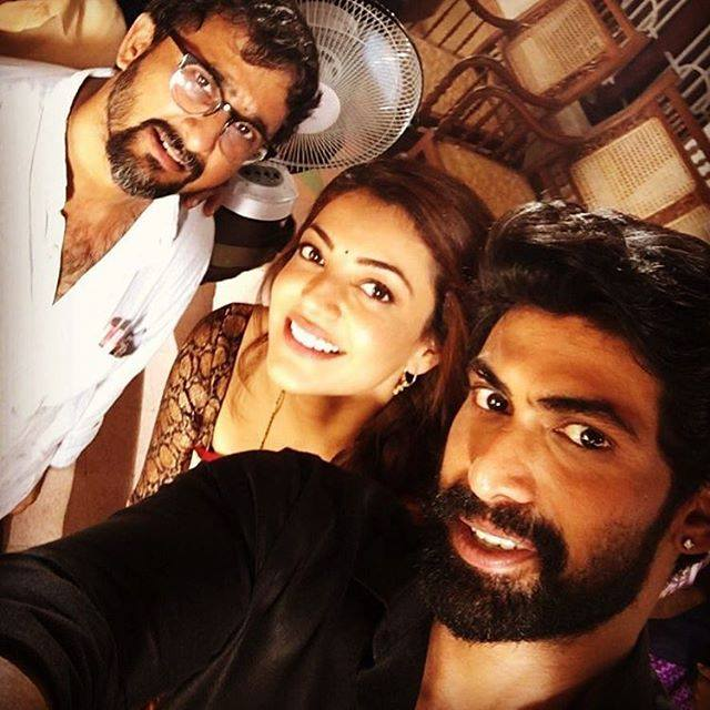 Rana Daggubati: Honoured to have worked with Kajal Aggarwal