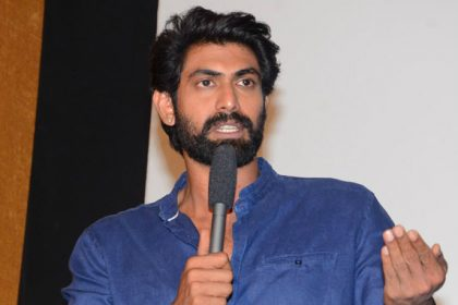 Rana Daggubati clarifies about doing a film with director VV Vinayak