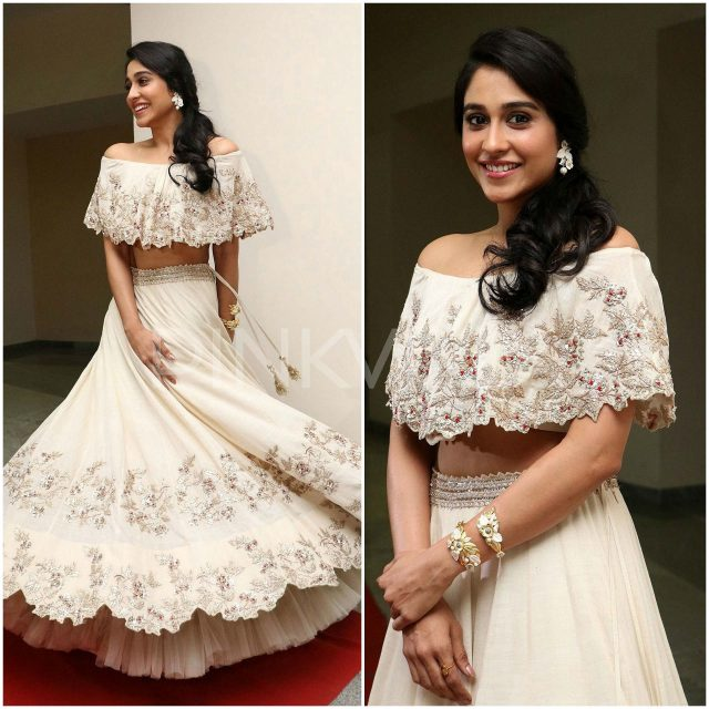 Yay or Nay: Regina Cassandraa in Anushree Reddy