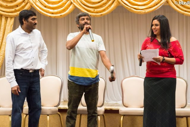 Photos: Nithiin's LIE song launch embraced by the Indian community in the US