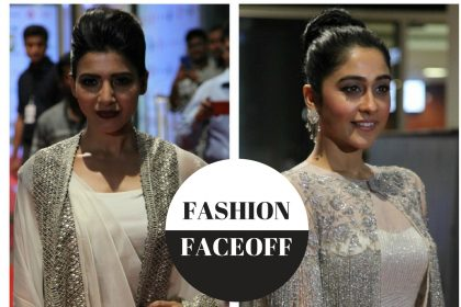 Fashion Faceoff: Samantha Ruth Prabhu or Regina Cassandra, who wore the ivory outfit better?