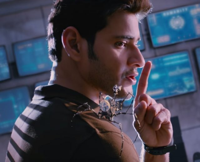 Santosh Sivan brings his virtuosity to make visuals of SPYder look spectacular