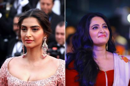 Before Anushka Shetty, Sonam Kapoor was the first choice for Sahoo opposite Prabhas