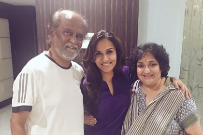 Soundarya Rajinikanth appears in family court regarding her divorce