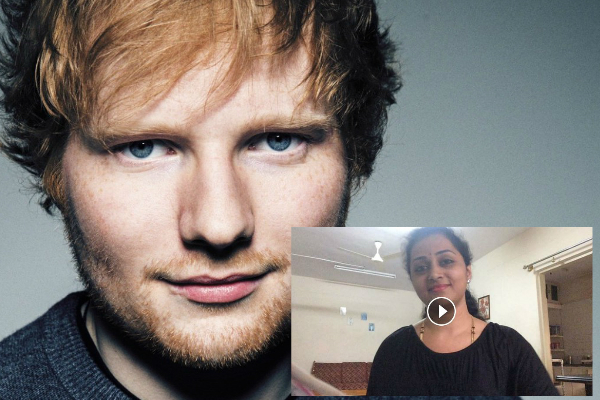 Watch: Mashup video of this Kannada singer in Ed Sheeran style will leave you speechless