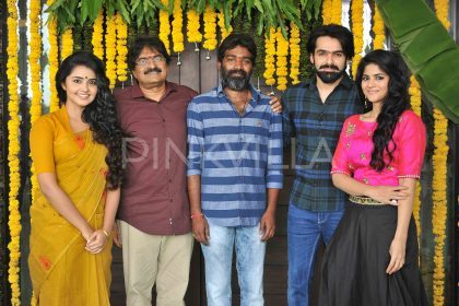 Ram Pothineni wraps up an important schedule of his upcoming film