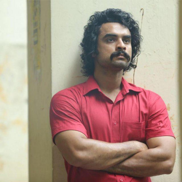 Malayalam actor Tovino Thomas dubs for his Tamil debut