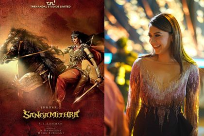 Hansika Motwani not yet confirmed as the lead in Sangamithra