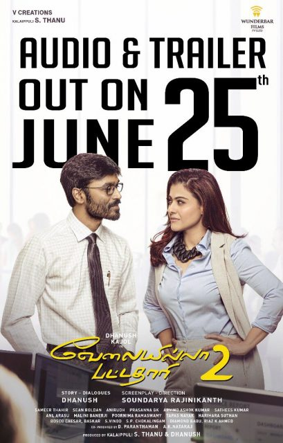 VIP 2: Makers announce the trailer and audio launch date