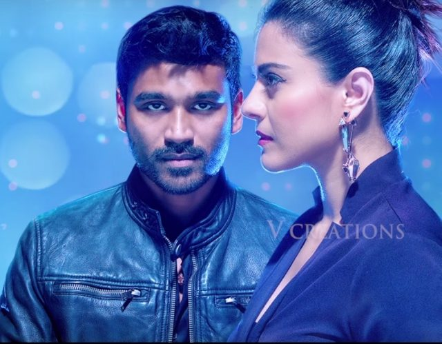 Dhanush and Kajol starrer Velai Illa Pattadhari 2 motion poster is intriguing