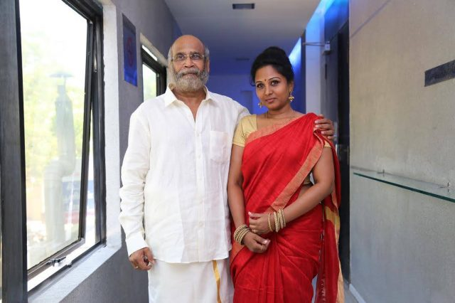 Director Velu Prabhakaran and his Kadhal Kadhai actress Shirley get married