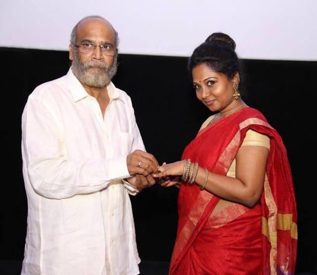 Director Velu Prabhakaran and his Kadhal Kadhai actress Shirley get married