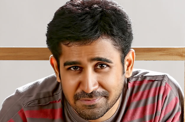 Vijay Antony to play KCR in the Telangana CM's biopic