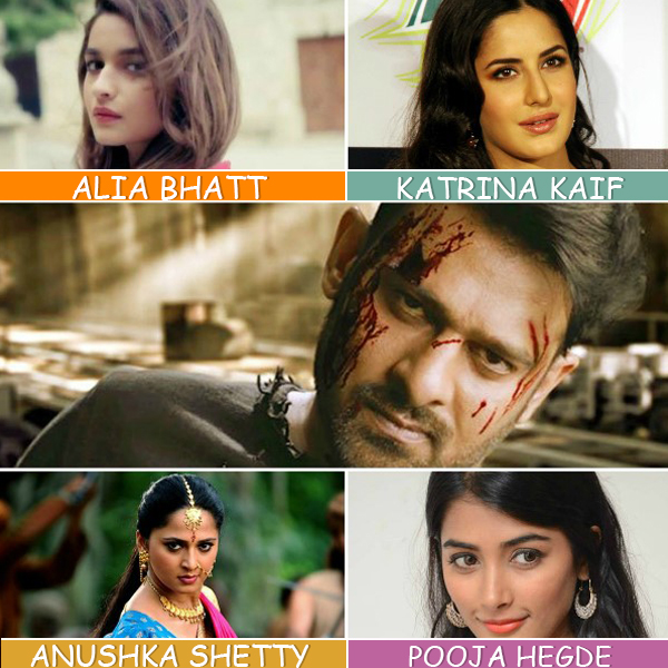 Fan Vote: Who is your choice to act alongside Prabhas in Sahoo?