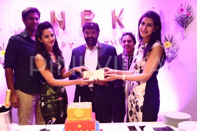 Balakrishna gets a swanky gift on his birthday from his daughters