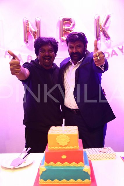 Balakrishna gets a swanky gift on his birthday from his daughters Brahmani and Tejaswini