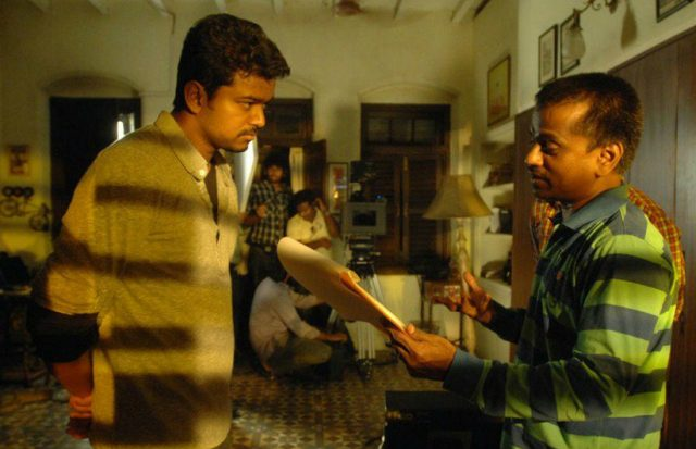 Vijay's next film after MERSAL to be directed by A R Murugadoss