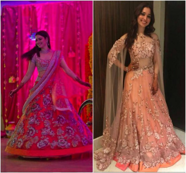 Tamannaah Bhatia's style file: Wedding Dressing Lessons