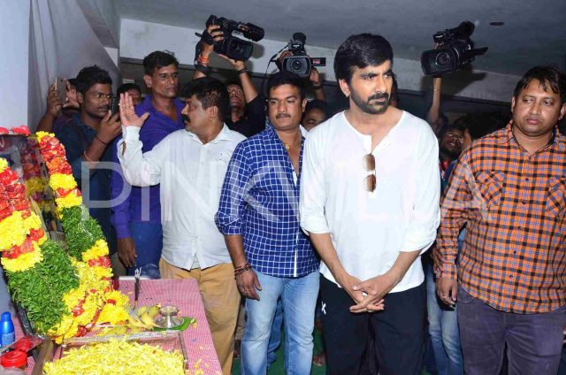 Ravi Teja Clears All The Air Around Why The Family Did Not Attend