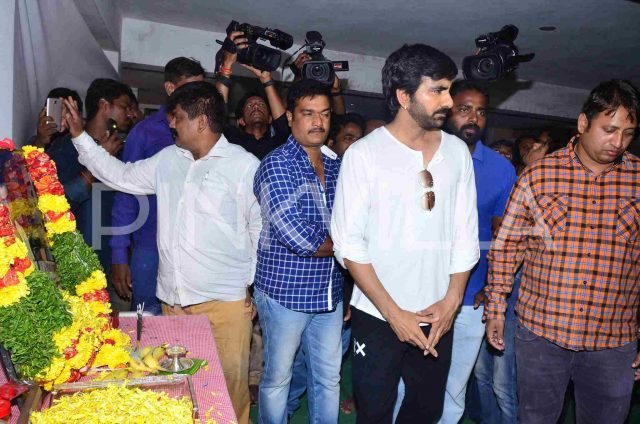 Ravi Teja clears all the air around why the family did not attend the funeral of Bharath