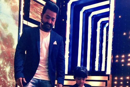 Jr NTR's son Abhay turns 2 today ; NTR posts a cute message for him
